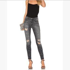 Black Orchid Gisele SkinnyJeans High Waisted 29